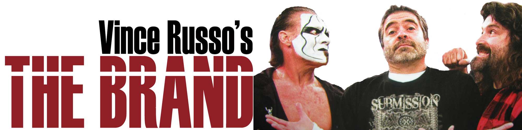 Vince Russo: The Brand