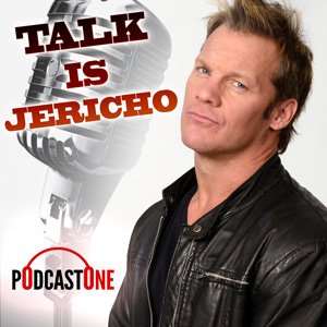 Pro Wrestler Chris Jericho Debuts Today on PodcastOne with Talk is Jericho
